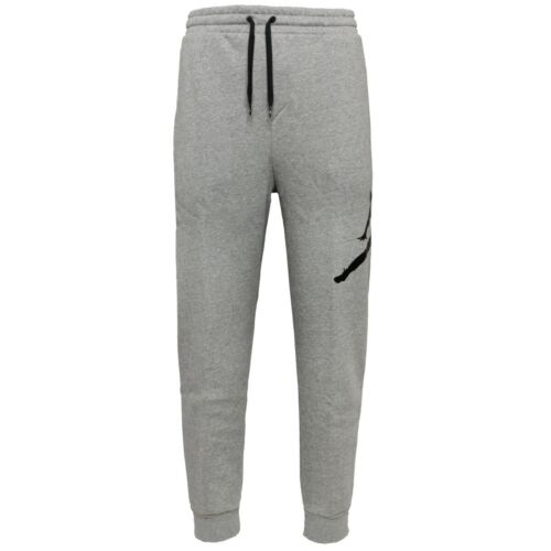 Nike Jordan Jumpman Logo Fleece Pants Basketball Hose Jogginghose BQ8646-091