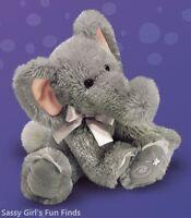 Shining Stars Elephant Russ Berrie Toys