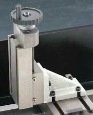 Shop Fox Precision Vertical / Horizontal Slide: Machining Lathe Mill Drill New