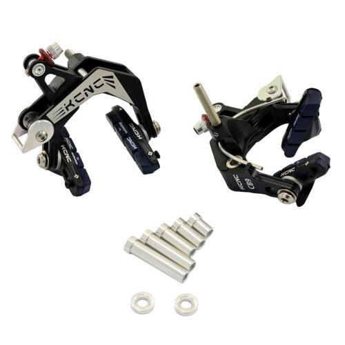 BK F+R Details about  /KCNC CB9 Road Caliper Brake Set Designed For Road Bike Wide Wheel Rim