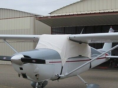 Cessna SurLast  cabin and Windshield Covers 150  152   with color options