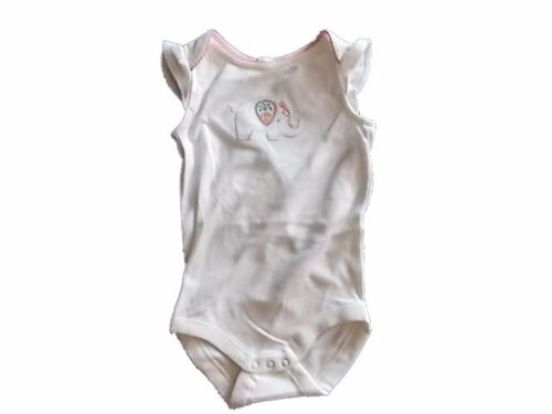 NWT Girl/'s Gymboree Elephant Oasis short sleeve one piece shirt ~ 6-12 months