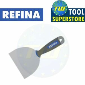 REFINA-6in-Plastering-Spatula-Taping-Knife-150mm-Stainless-Steel-Blade-765006