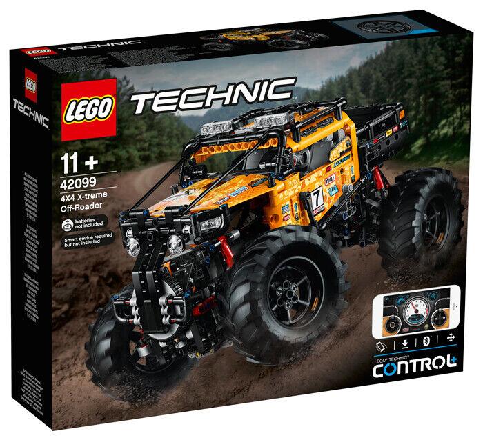 Offriamo vari marchi famosi LEGO LEGO LEGO ® Technic 42099 sagomate Xtreme-FUORISTRADA  prezzo all'ingrosso