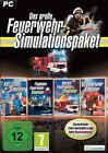 Das große Feuerwehr-Simulationspaket (PC, 2014, DVD-Box)