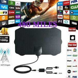 480-Mile-Range-Antenna-TV-Digital-HD-HDTV-1080p-Skywire-4K-Antena-Digital-Anten