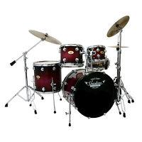 Custom Classic Birch 5 Piece Drum Shell Pack Psb B-stock on Sale