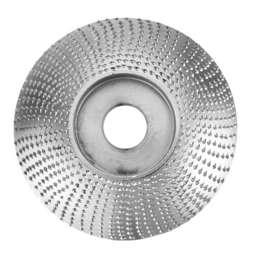 Tungsten Carbide Wood Angle Grinding Wheel Sanding Disc Carving Rotary Tool #S5