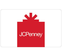 $25 JCPenney Gift Card + Additional $5 Code