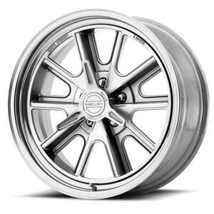 0 American Racing VN527 Mag Gray 5x114.3 Wheel Rim 1 New 17x8