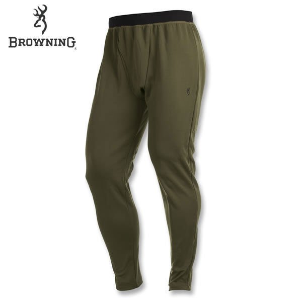 Browning Full  Curl Merino Base Layer Pants (3X)- Loden  fair prices
