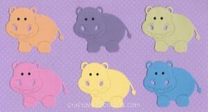 DIE-CUT-6-X-BABY-HIPPOS-KIT