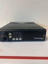Motorola Maxtrac Vhf 36 42 Mhz16 Ch 60w Mobile Radio D51mja9ja5ak Fully Tested