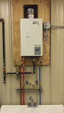 Ez Deluxe Natural Gas Tankless Water Heater For 1 2 Bathroom Homes On