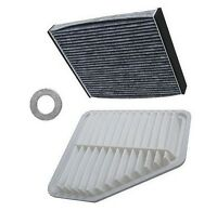 Toyota Rav4 2009-2012 Opparts Stone Tune Up Kit Cabin & Air Filters With Gasket