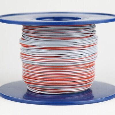 Fahrzeugleitung 0,50 mm² FLRY-B als Ring 5m blau//schwarz Litze Leitung Kabel KFZ