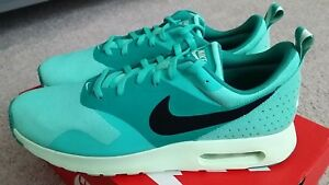 67c5fd4888 Nike Air Max Tavas Green Glow/Black-Mint-Emerald Running Shoes 1 90 ...