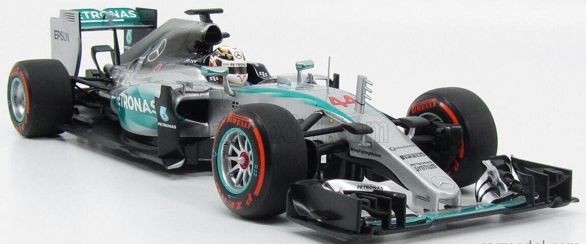 Mercedes amg w06 2015 world champion lewis hamilton japan gp 1 18 minichamps