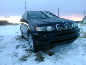 2002 BMW X5  M Package