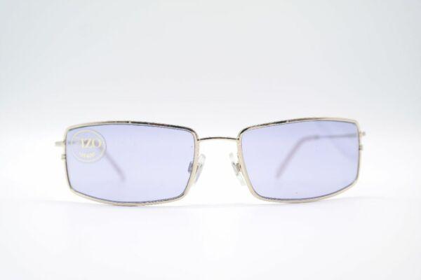 2019 Nuevo Estilo Gormanns Rizo Sol 342 58[]17 Plata Ovalada Gafas De Sol Sunglasses Nuevo