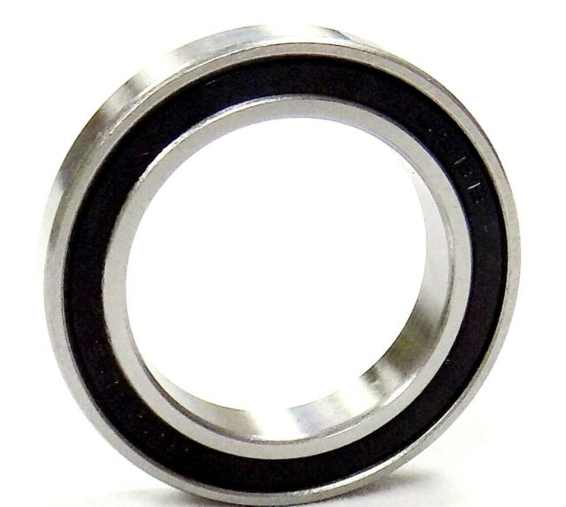 6802-2RS Ball Bearing 15x24x5mm Double Sealed ABEC-3 Bearings 5pcs