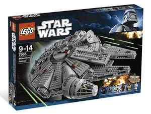 Lego® Star Wars ™ 7965 Millennium Falcon ™ Nouvel Ovp _new Misb Nrfb