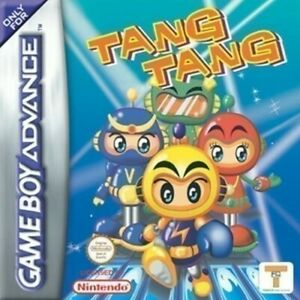 Nintendo-GameBoy-Advance-Spiel-Tang-Tang-Modul
