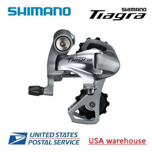 Shimano Tiagra 4600 RD-4601-SS 10-speed Rear Derailleur Short Cage