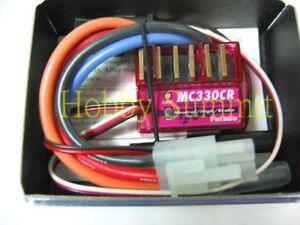 Futaba-MC330-CR-Electronic-Speed-Controller-ESC-w-Reverse-R-C-Car-Buggy