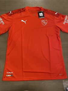 Original Club Atlético Independiente 20/21 home soccer futbol jersey size men XL