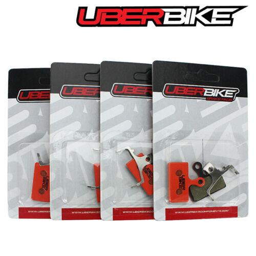 Uberbike Shimano XT M8100 M8000 M785 Kev Disc Brake Pads 4 Pairs