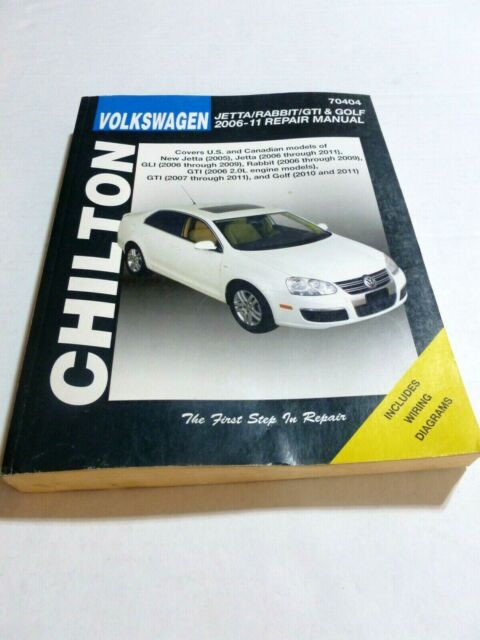 Repair Manual Chilton Book Company 70404 For Sale Online