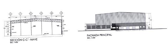 RENTA Nave Industrial Matehuala, SLP, Parque Industrial Matehuala