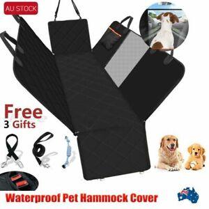 Waterproof-Premium-Pet-Cat-Dog-Back-Car-Seat-Cover-Hammock-NonSlip-Protector-Mat