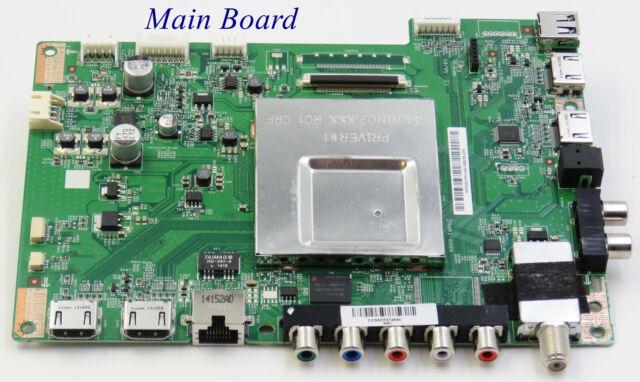 Vizio E550i-B2 Main Board 48.76Q03.011 with T-con (6870C-0471D or 55.55T10.C04)