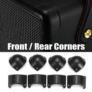 8pcs-Black-Guitar-AMP-Speaker-Cabinet-Corner-Protector-For-Marshall-M