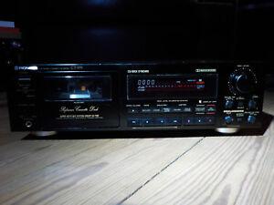 Pioneer CT-979 reference cassette deck - Odoornerveen, Nederland - Staat: Tweedehands : Een object dat al eerder is gebruikt. Het object kan tekenen van cosmetische slijtage vertonen, maar werkt naar behoren. Dit object kan een showroommodel zijn of een object dat aan de verkoper geretourneerd i - Odoornerveen, Nederland
