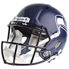 SEATTLE SEAHAWKS RIDDELL SPEED NFL FULL SIZE REPLICA FOOTBALL HELMET