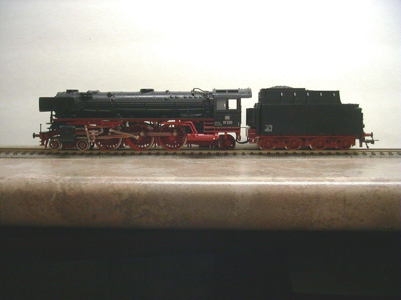 Fleischmann nr 4170 4 -6 -2 Pacific Tender loco