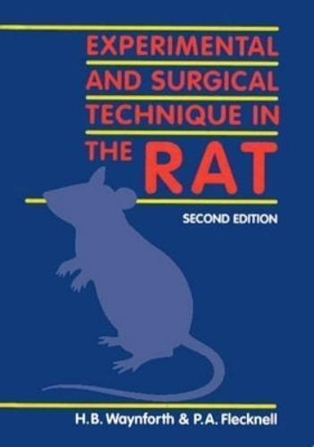 Experimental and Surgical Techniques in the Rat