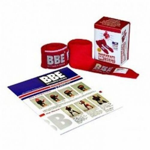 BBE Britannia Boxing Handwraps Hand Wrap Protective Wear Inner Glove Support NEW