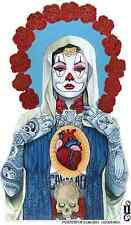 Mi Vida Loca Sticker Decal Day Of The Dead Dia De Los Muertos Art Gustavo G5
