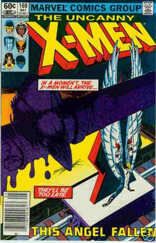 Paul Smith, 1st Callisto, 1st Moorlocks USA, 1983 Uncanny X-Men # 169