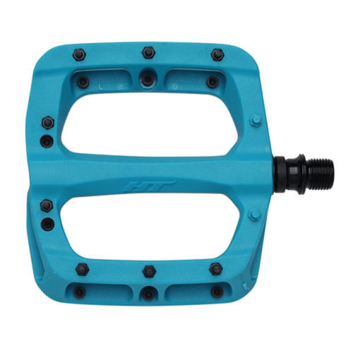 Turquoise CrMo HT Pedals PA03A Platform Pedals