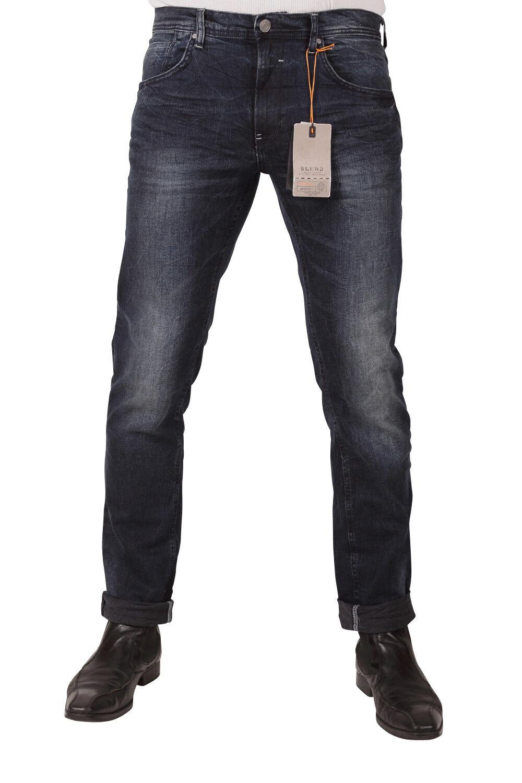 BLEND Stretch Jeans 20700053-76201 Twister Middle Blau  | Mittlere Kosten  | Zuverlässige Leistung  | Verrückte Preis