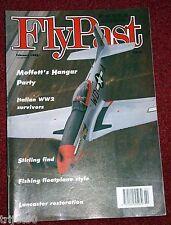 Flypast 1993 February Norseman,Walrus,Lancaster