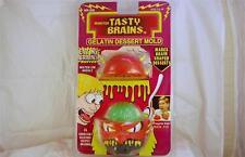 Rare Monster Tasty Brains Gelatin Dessert Mold Imagi-Toy Devil Brain MB-806 c34