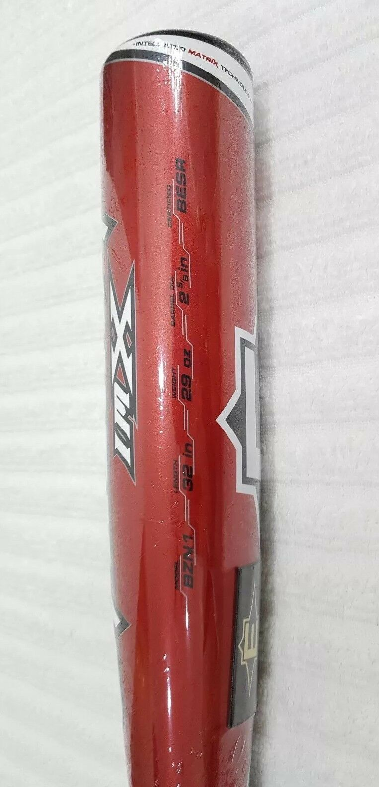New 2009 Easton BZN1 32/29 Synergy IMX 3 Baseball Bat - 3 IMX  2 5/8 8fb6d4