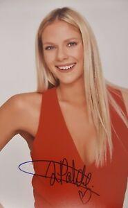 CHEYENNE PAHDE AWZ 1 Foto 20x30 Autogramm original