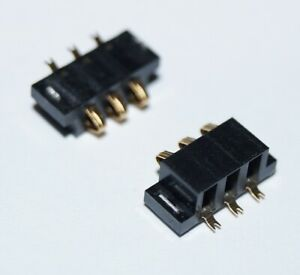 Original-Samsung-GT-S5660-Galaxy-Gio-Akkukontake-Battery-Connector-Kontakt-Pins